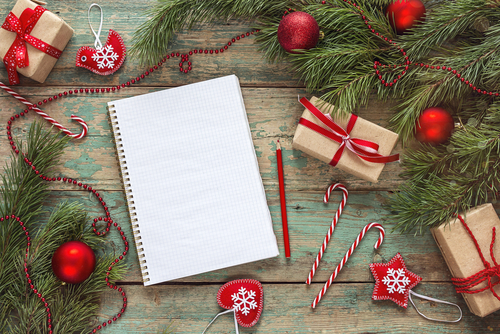 Shelley Wilson Writing Mentor, Writing at Christmas