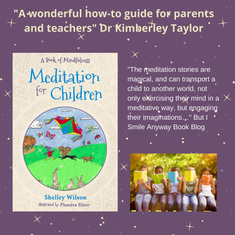 Meditation for Children by Shelley Wilson