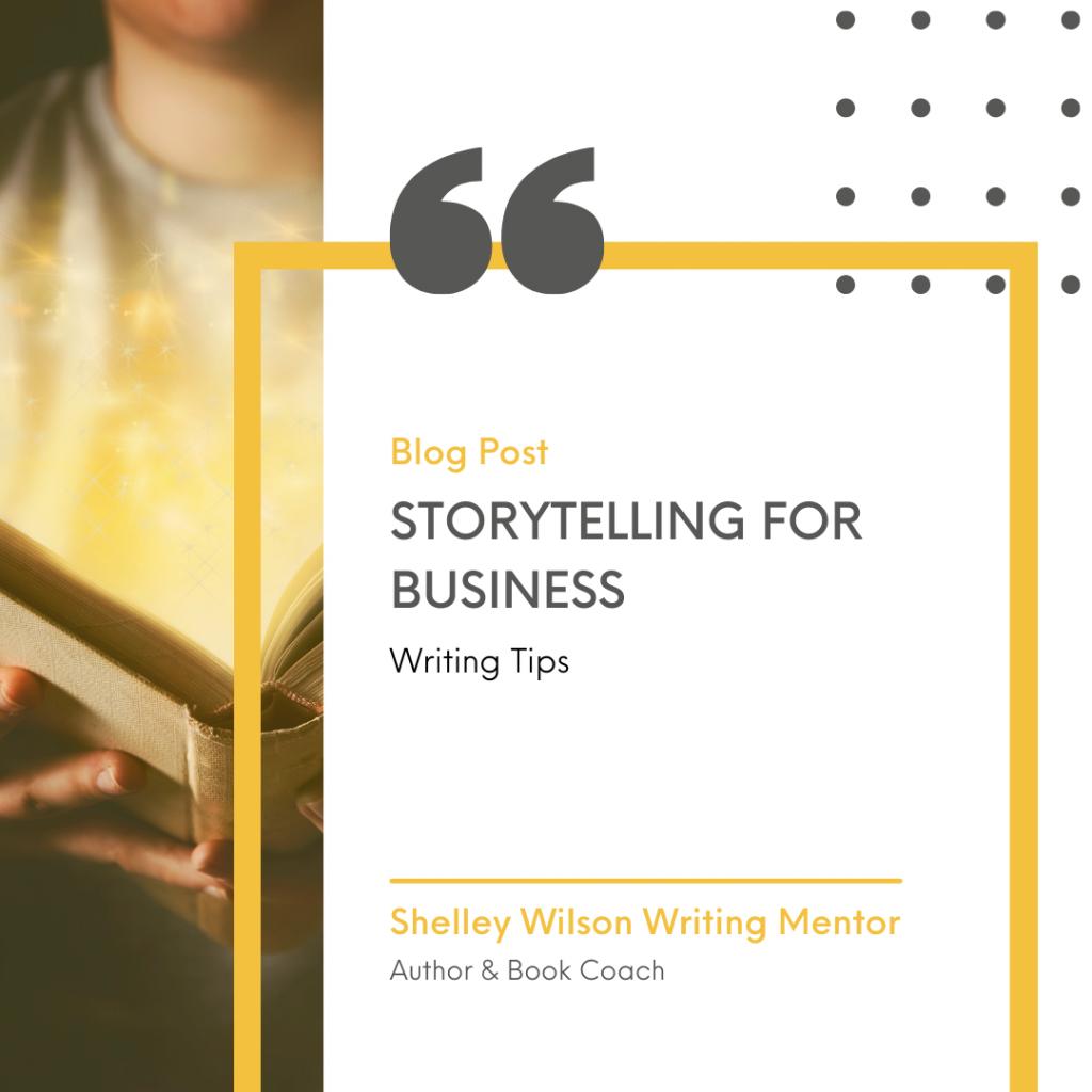 Storytelling for Business