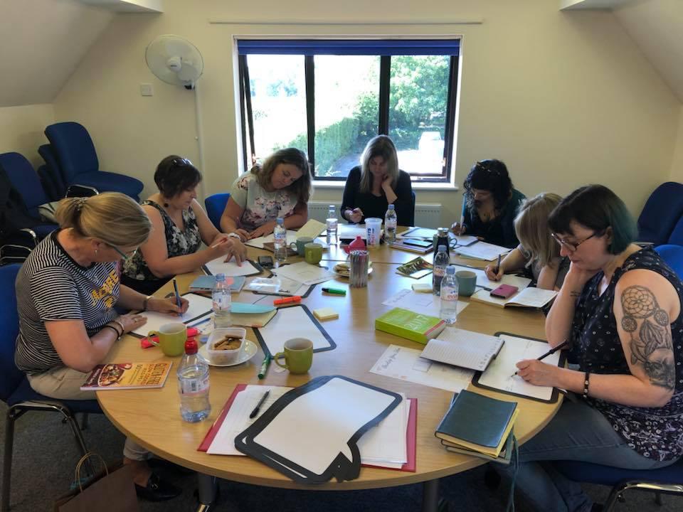 Creative Writing Accountability Coaching Club | Shelley Wilson Author | Book Coach
