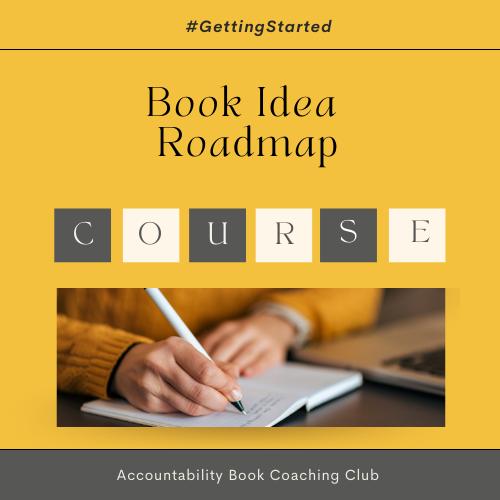 Book Idea Roadmap Graphic